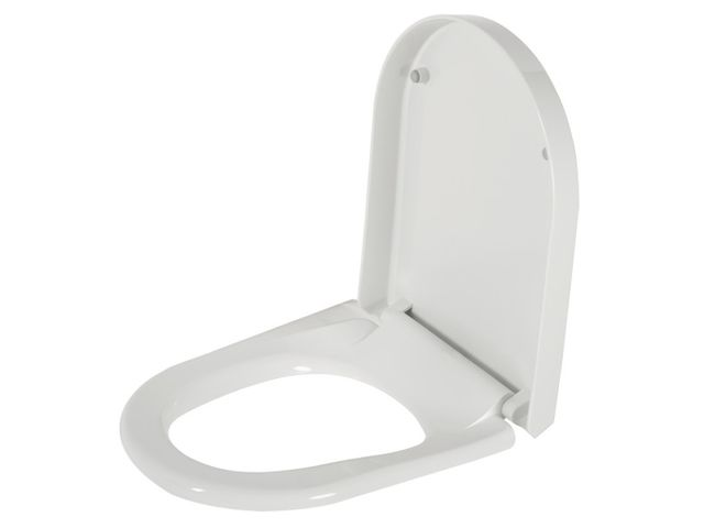 Abattant wc thermoplastique silencieux suave prosignalisation - Abattant wc silencieux ...