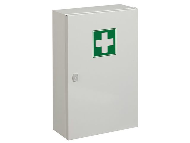 Armoire pharmacie clinix 1 porte france collectivit s - Armoire a pharmacie derriere la porte ...