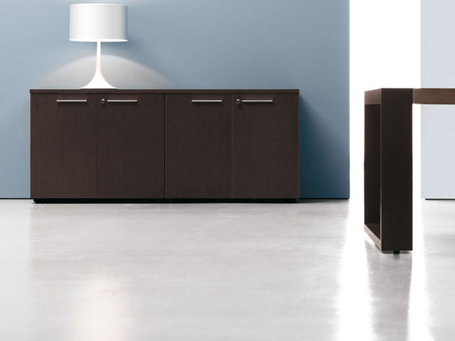 armoire basse portes battantes nextgen 39 o l80 p45 h84 usine bureau. Black Bedroom Furniture Sets. Home Design Ideas