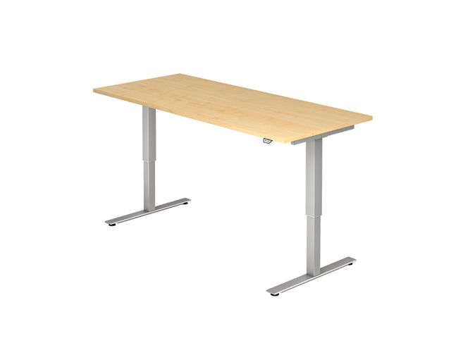 Bureau assis debout lectrique hestia usine bureau for Bureau assis debout