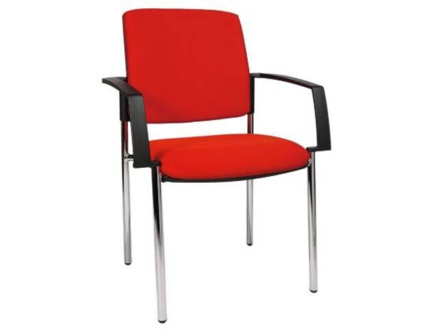Chaise Empilable Rembourre Topstar CERTEO