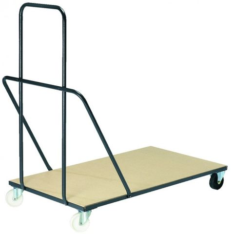 Chariot de transport table rectangle_CDIRECT-PRO