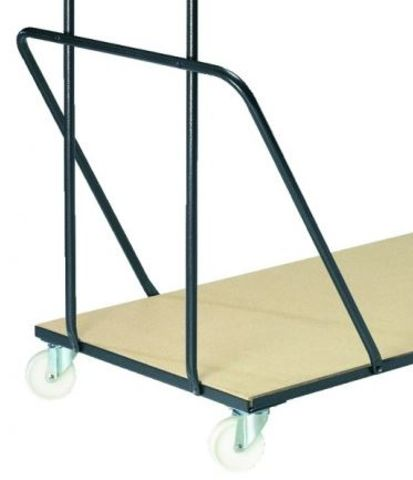 Chariot de transport table rectangle_CDIRECT-PRO_2