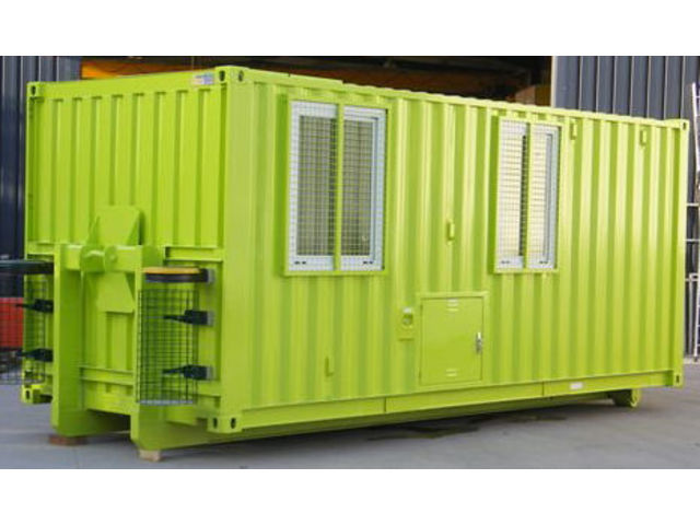 Container am nag courant constructeur - Container amenage ...