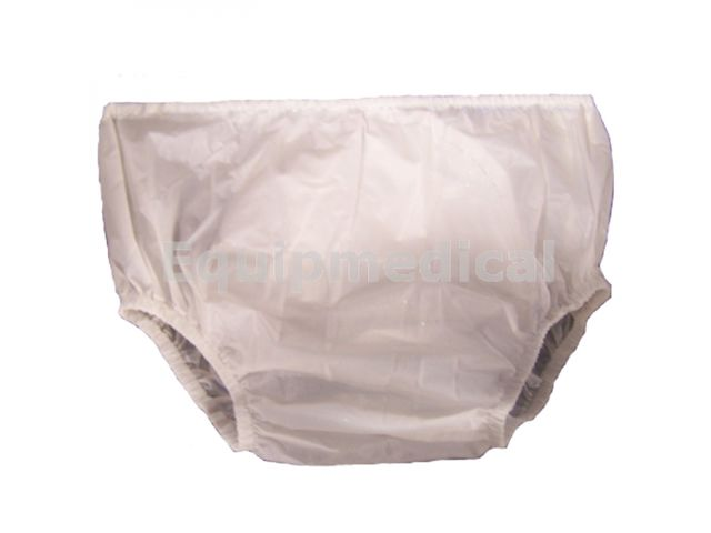 Culotte plastique imperm able adulte equipmedical - Couche adulte exterieur plastique ...