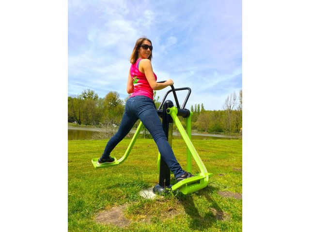 Equipement de fitness outdoor : Duo Adducteur_FREETNESS ENERGY_2