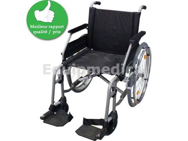 fauteuil roulant manuel s eco 2 equipmedical