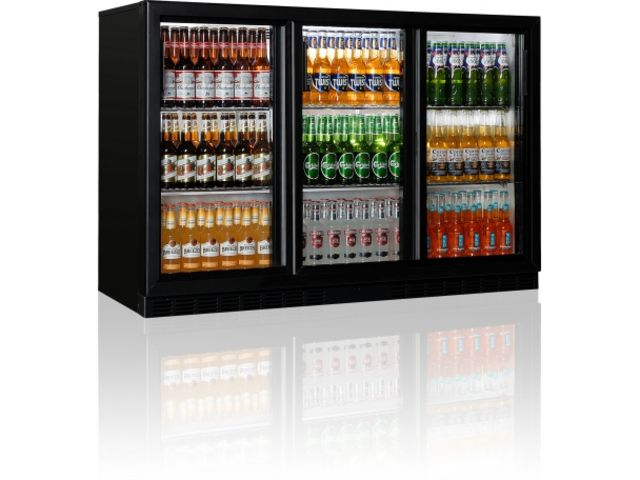 frigo de bar 3 portes bacchus equipements. Black Bedroom Furniture Sets. Home Design Ideas