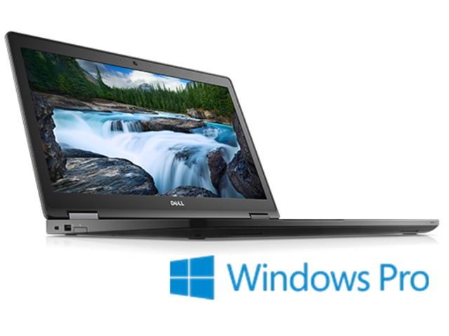 Ordinateur portable Latitude 5580 - S032L558015FR_DELL