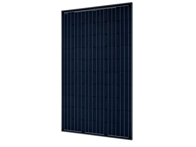 panneaux solaires sunmodule plus sw 250 280 mono black. Black Bedroom Furniture Sets. Home Design Ideas