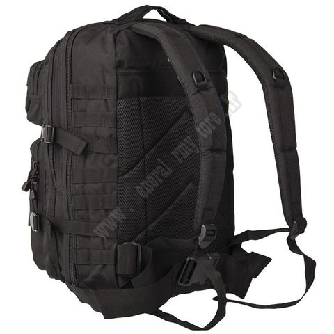 Sac à dos 36L US Assault Pack Miltec Noir_GROUP ARMY STORE / GENERAL ARMY STORE _2