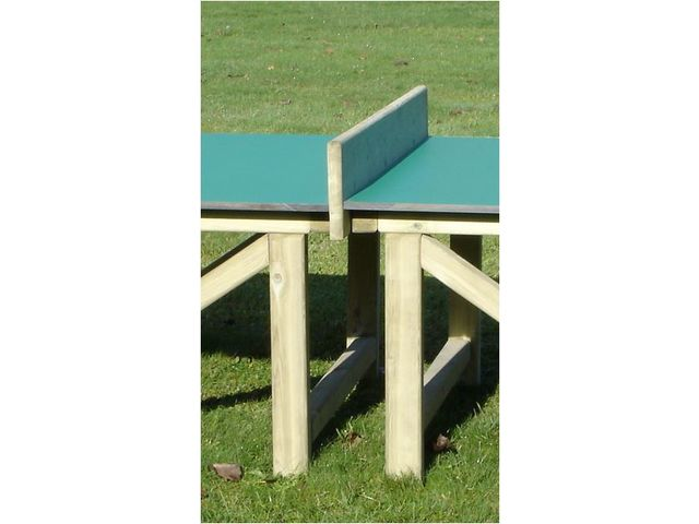 Table de ping pong bois france collectivit s - Table de ping pong exterieur pour collectivite ...