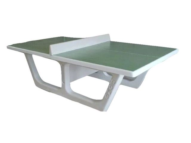 Table ping pong ext rieure sourcing march s publics - Table de ping pong exterieur en beton ...