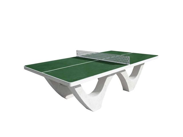 table ping pong ext rieure b ton sourcing march s publics. Black Bedroom Furniture Sets. Home Design Ideas