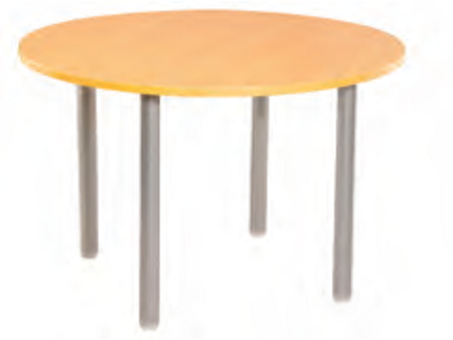 Table ronde 4 personnes hyperburo - Diametre table ronde 4 personnes ...