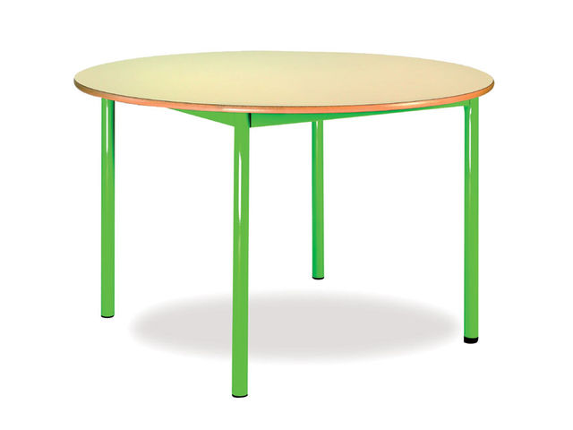 Table ronde 4 pieds magequip for Table 4 pieds