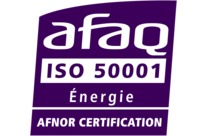 Certification ISO 50001