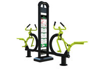 Equipement de fitness outdoor : Cavalcade machine