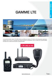 Solution Radio LTE ICOM