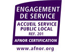 Certification Accueil Service Public Local REF-201