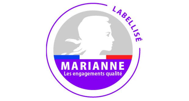 Certification label Marianne