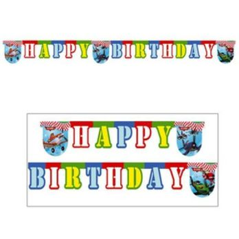 Guirlande happy birthday planes_EMBALDECOR