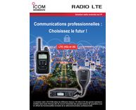 Solution RADIO LTE ICOM - portatif LTE (4G) / 3G […]