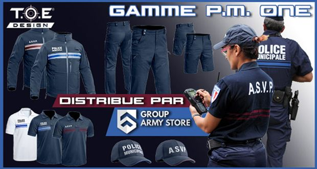 Gamme PM One